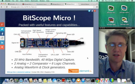 04:30 Introducing BitScope Micro